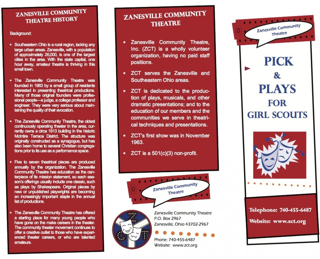 ZCT Pick and Play for Girl Scouts