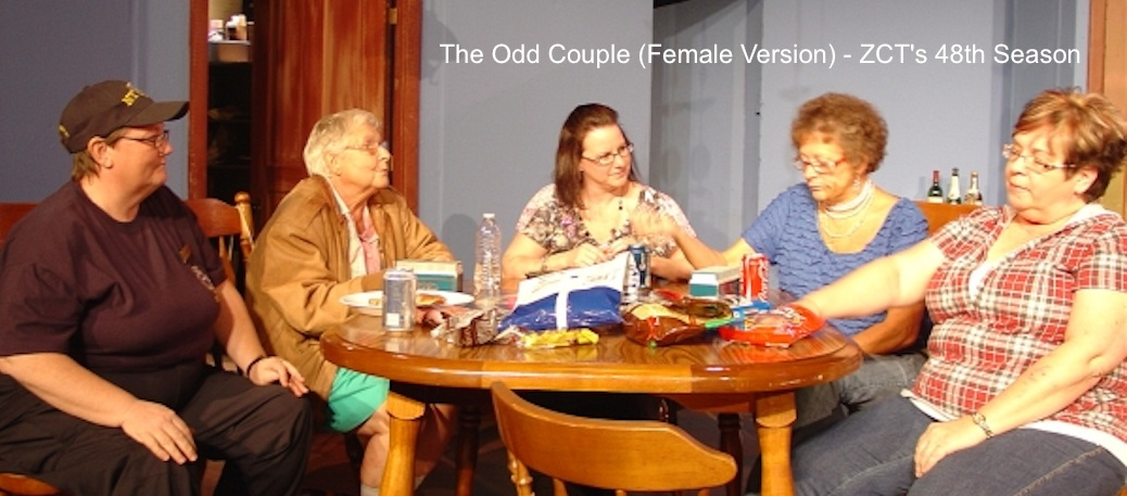 the odd couple female version - 48th